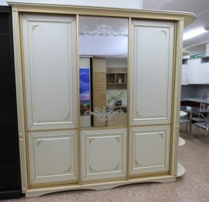 3-х створчатый шкаф-купе 1-5