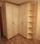 Шкафы распашные 8